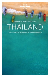 Cover Lonely Planet Best of Thailand