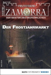 Cover Professor Zamorra 1137 - Horror-Serie