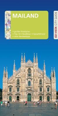 Cover GO VISTA: Reiseführer Mailand