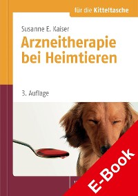Cover Arzneitherapie bei Heimtieren
