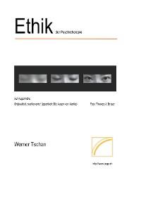 Cover Ethik der Psychotherapie