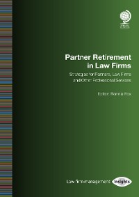 Cover Partner Retirement in Law Firms