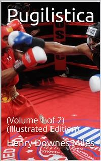 Cover Pugilistica, Volume 1 (of 2)
