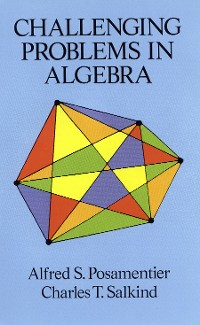 Cover Challenging Problems in Algebra