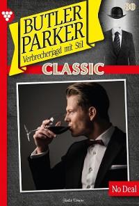 Cover Butler Parker Classic 80 – Kriminalroman