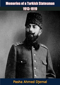 Cover Memories of a Turkish Statesman, 1913-1919