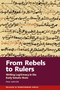 Cover From Rebels to Rulers