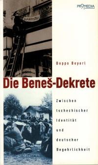 Cover Die Benes-Dekrete