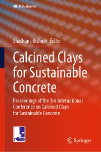 Cover Calcined Clays for Sustainable Concrete