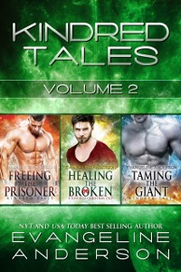 Cover Kindred Tales Box Set Volume Two
