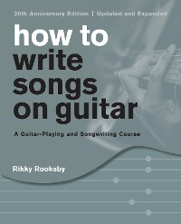 Cover How to Write Songs on Guitar