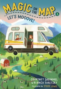 Cover Magic on the Map #1: Let's Mooove!