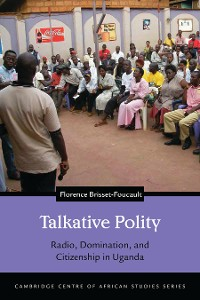 Cover Talkative Polity