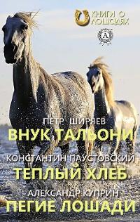 Cover Внук Тальони Теплый хлеб Пегие лошади