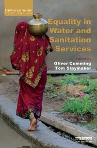 Cover Equality in Water and Sanitation Services
