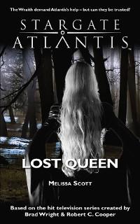 Cover STARGATE ATLANTIS Lost Queen