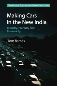 Cover Making Cars in the New India