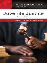 Cover Juvenile Justice