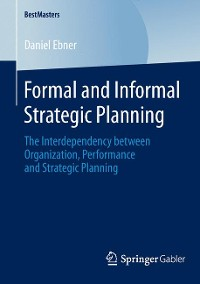 Cover Formal and Informal Strategic Planning