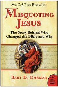 Cover Misquoting Jesus
