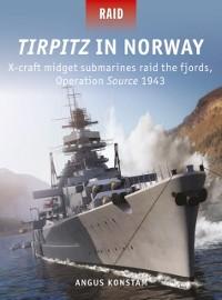 Cover Tirpitz in Norway