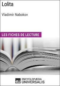 Cover Lolita de Vladimir Nabokov
