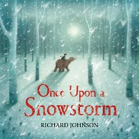 Cover Once Upon a Snowstorm
