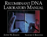 Cover Recombinant DNA Laboratory Manual
