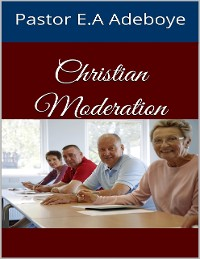 Cover Christian Moderation