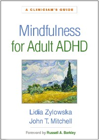 Cover Mindfulness for Adult ADHD
