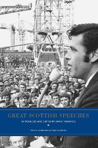 Cover Great Scottish Speeches