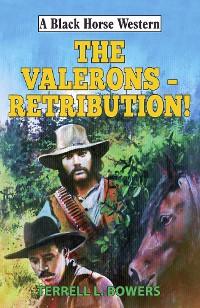 Cover The Valerons - Retribution!