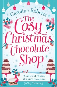 Cover Cosy Christmas Chocolate Shop