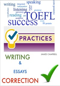 Cover TOEFL Writing Practice and Essay Correction