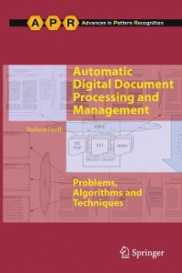 Cover Automatic Digital Document Processing and Management