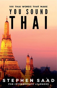 Cover 100 Thai Words That Make You Sound Thai