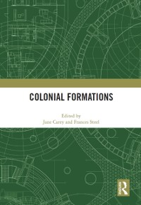Cover Colonial Formations