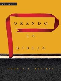 Cover Orando la Biblia