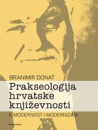 Cover Prakseologija hrvatske književnosti - Knjiga II.