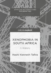Cover Xenophobia in South Africa