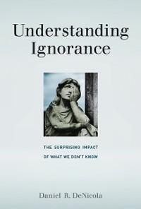 Cover Understanding Ignorance
