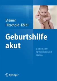 Cover Geburtshilfe akut