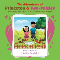 Cover The Adventures of Princeton & Ava-Paisley