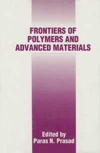 Cover Frontiers of Polymers and Advanced Materials