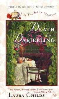 Cover Death by Darjeeling