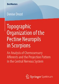 Cover Topographic Organization of the Pectine Neuropils in Scorpions