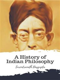 Cover A History of Indian Philosophy