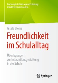 Cover Freundlichkeit im Schulalltag