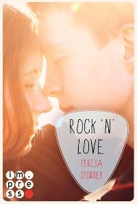 Cover Rock'n'Love (Ein Rockstar-Roman) (Die Rockstar-Reihe )