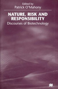 Cover Nature, Risk and Responsibility